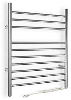 WarmlyYours 10-Bar Infinity Towel Warmer review