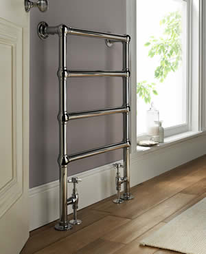 hot water towel warmer