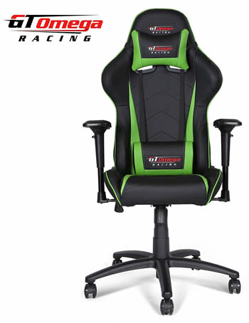 GT Omega Pro Racing Office Chair