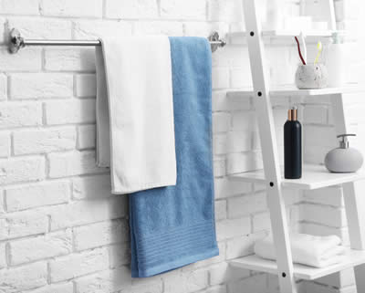 bathroom towel rack review