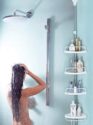 H&A Strong Shower Storage Caddy review