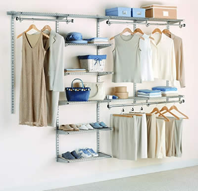 Rubbermaid Configurations Deluxe Custom Closet Organizer System Kit review