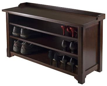 Winsome Dayton Storage Hall Bench review