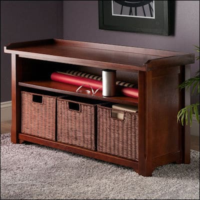 Winsome Wood MilanWood Storage Bench review
