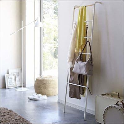 YAMAZAKI Leaning Ladder Rack review