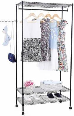 garment rack project